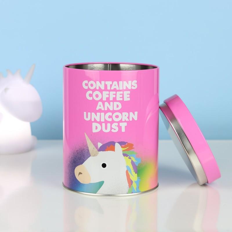Barattolo per caffè Unicorno