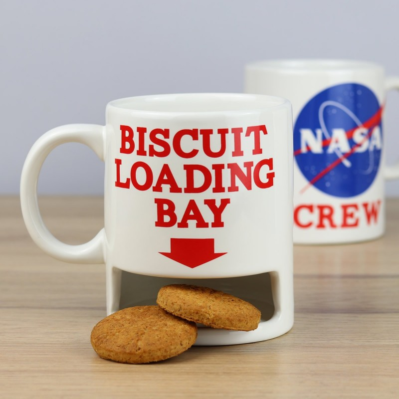 Mug NASA portabiscotti