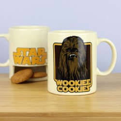 Mug porta biscotti Chewbecca