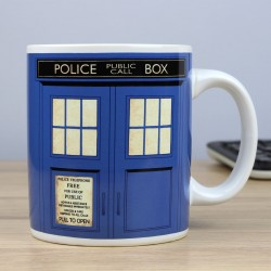 Mug TARDIS