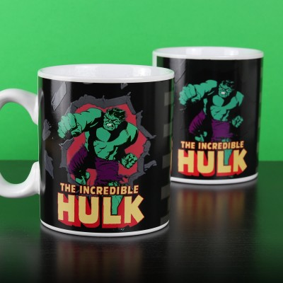 Mug termosensibile Hulk