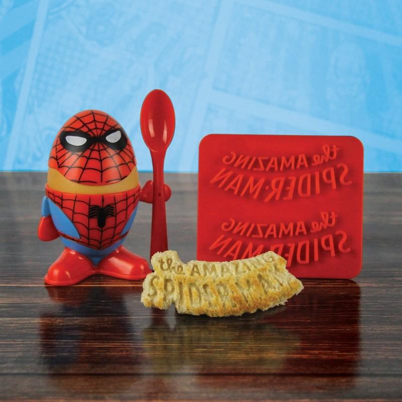 Set da colazione Spider-Man