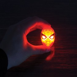 Portachiavi LED di Spider-Man