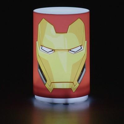 Mini lampada di Iron Man