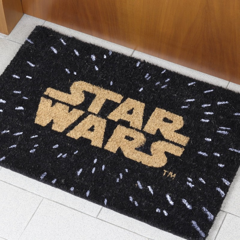 Zerbino Star Wars in fibra di cocco
