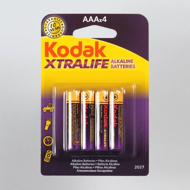 Batterie Mini Stilo AAA (set da 4)