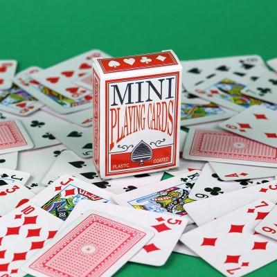 Mini carte da gioco