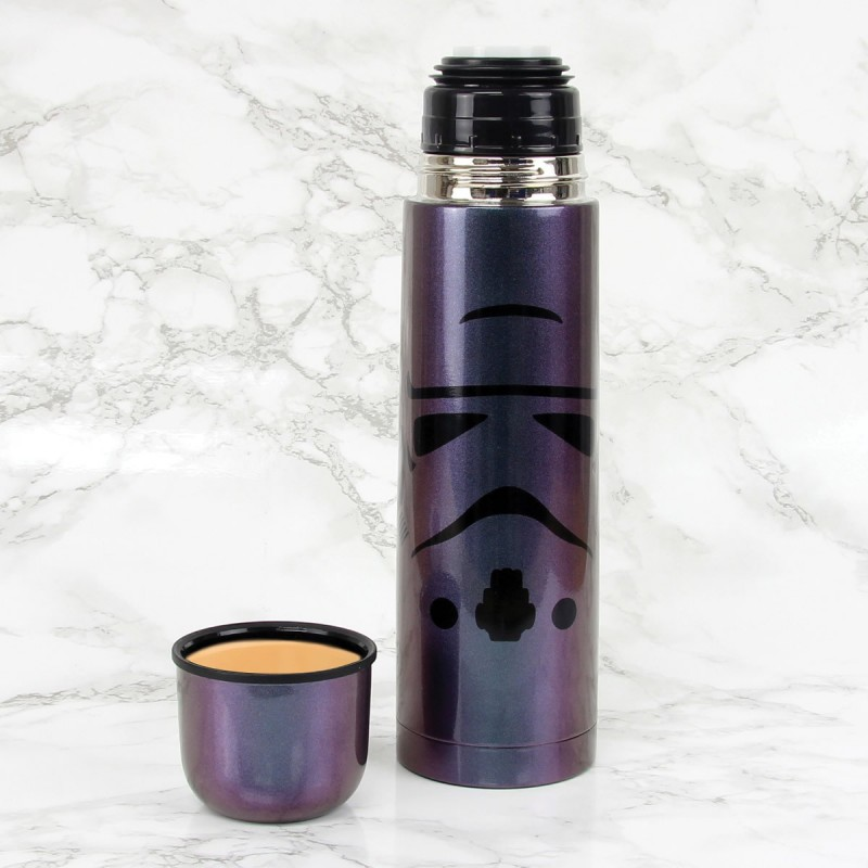 Thermos Stormtrooper iridescente