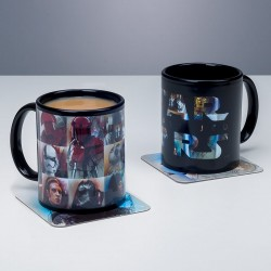 Mug termosensibile Star Wars Episodio VIII