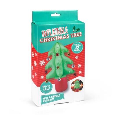 Mini Albero di Natale Gonfiabile