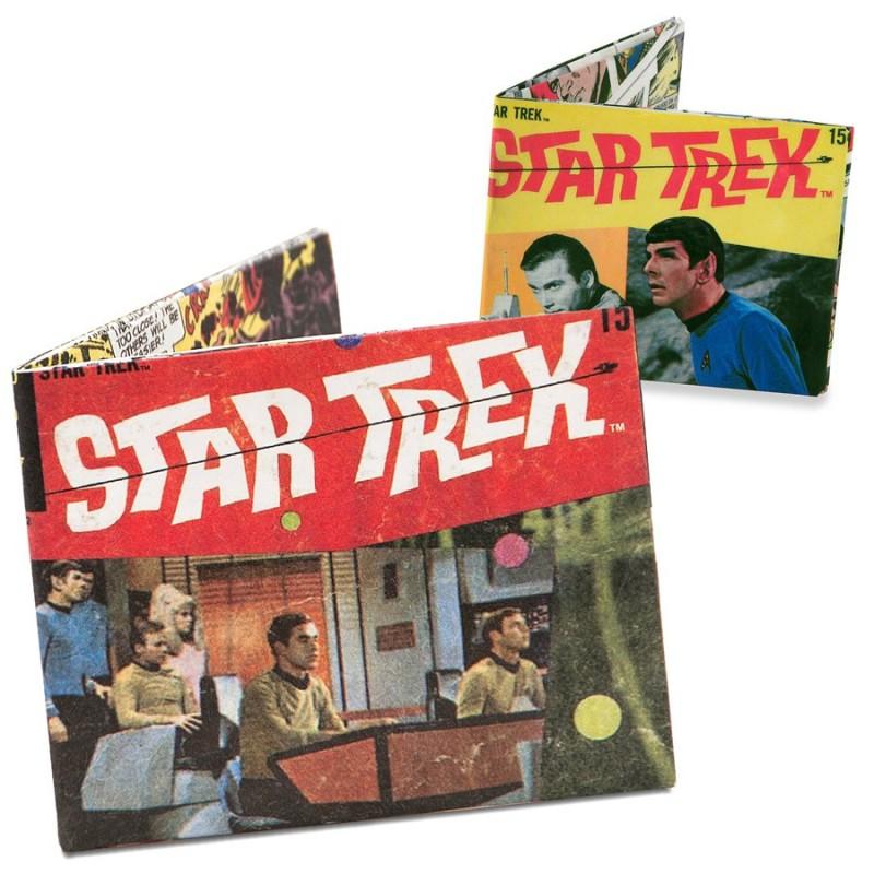 Portafoglio in Tyvek - Star Trek