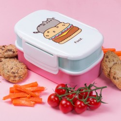 Lunch Box Pusheen Cat