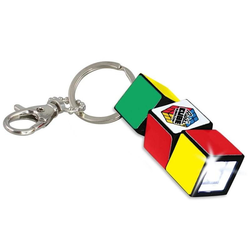 Mini torcia di Rubik portachiavi