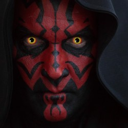 Lenti a contatto Darth Maul