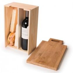 Porta vino e formaggio Rackpack