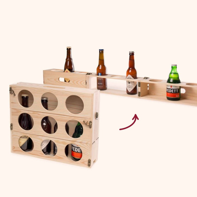 Porta birre Rackpack