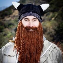 Cappello con barba - Re dei Vichinghi