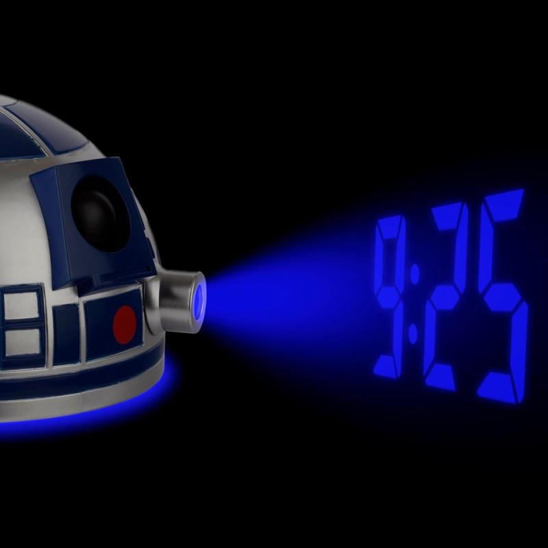 Sveglia R2-D2 con proiettore