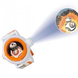 Orologio BB-8 con proiettore