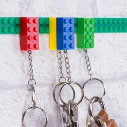 Portachiavi in stile LEGO