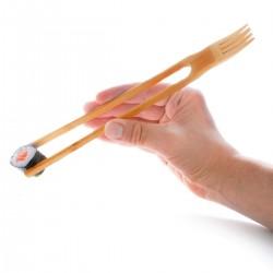 Bacchette cinesi con forchetta