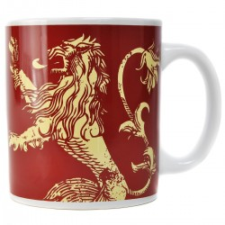 Mug Lannister Game of Thrones