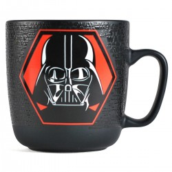 Mug Darth Vader in rilievo