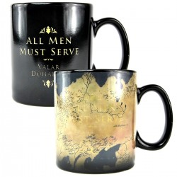 Mug termosensibile Mappa Game of Thrones