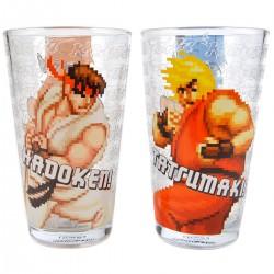 Bicchieri Street Fighter