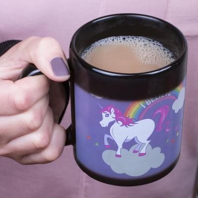 Mug cambia colore Unicorno