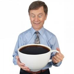 Tazzina da caffè più grande del mondo