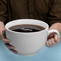 La tazzina da caffè più grande del mondo