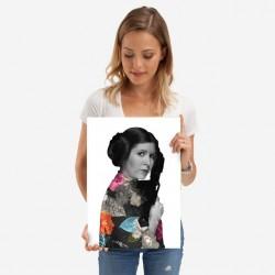 Targa Star Wars Leila