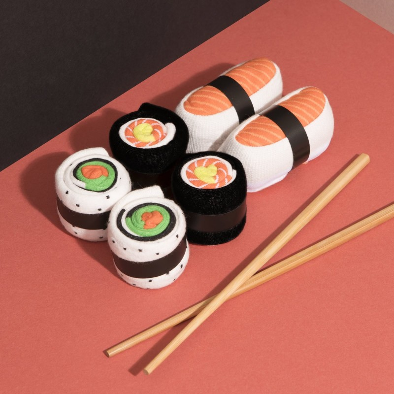 Set di calze sushi