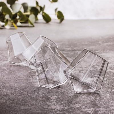 Bicchierini Diamante (set da 4)
