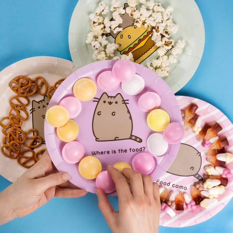 Set da compleanno Pusheen Cat