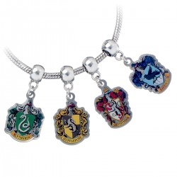 Set charm Harry Potter Case di Hogwarts
