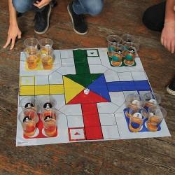 Giochi da tavolo alcolici giganti