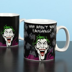 Mug termosensibile di Joker