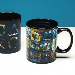 Mug termosensibile PlayStation