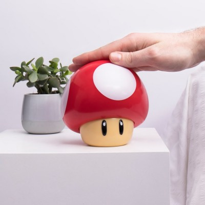 Lampada Fungo di Super Mario
