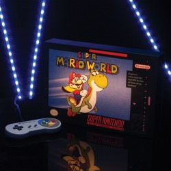 Luminart Super Mario World