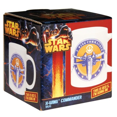 Mug Star Wars - X-Wing Commander