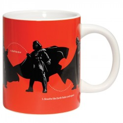Mug Star Wars - Dance Like Vader