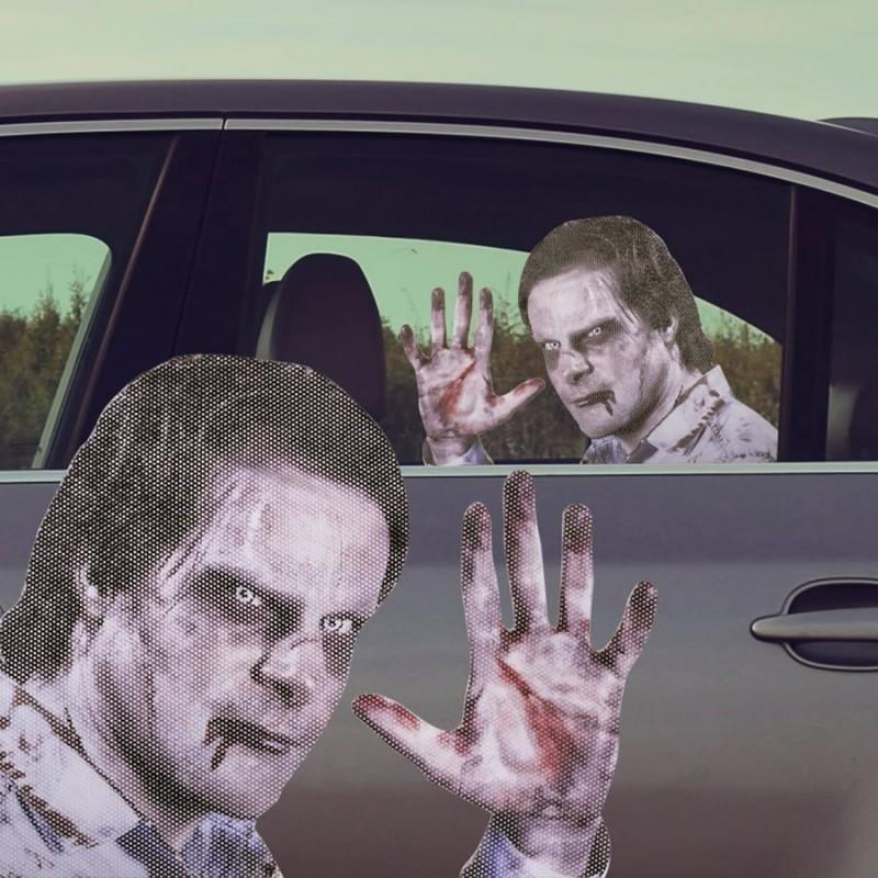 Adesivo da finestrino – Zombie