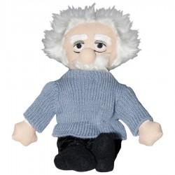 Pupazzo Albert Einstein