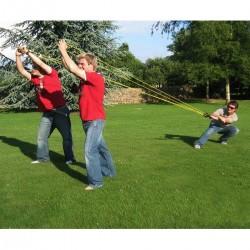 Fionda gigante lancia gavettoni (3 persone)