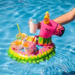 Piñata da piscina porta bevande