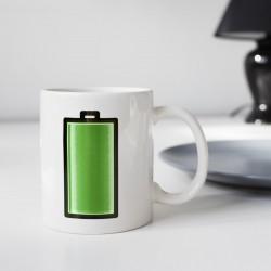 Mug Batteria Termosensibile
