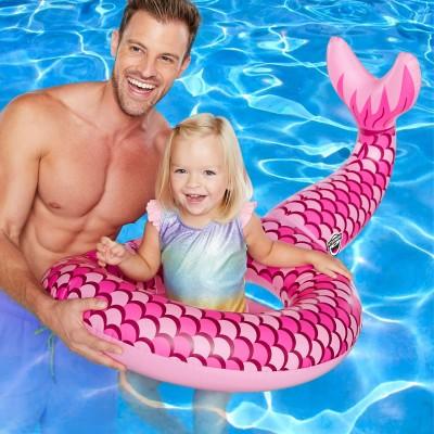 Ciambella per bambine Sirena